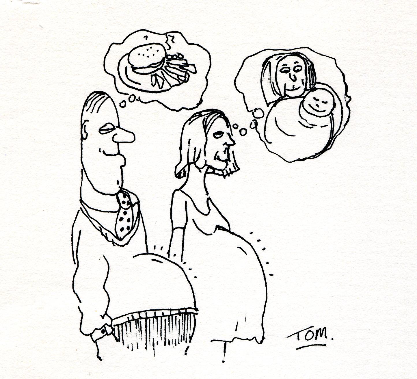 Polymath Cartoons